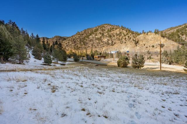 Schoolfield Placer Stanley Road, Idaho Springs, CO 80452 (#6216736) :: Mile High Luxury Real Estate
