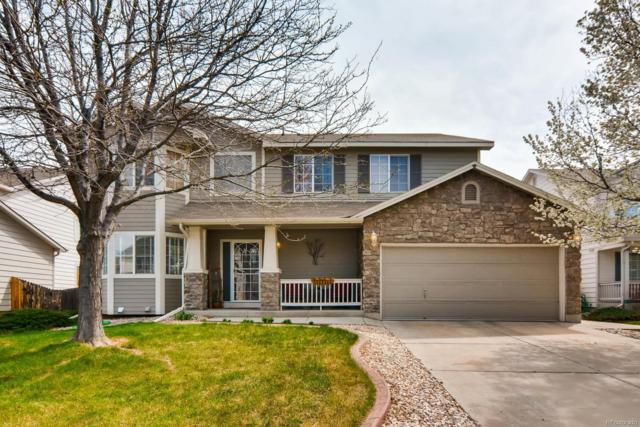 11334 Oakland Drive, Commerce City, CO 80640 (#6216740) :: The Griffith Home Team
