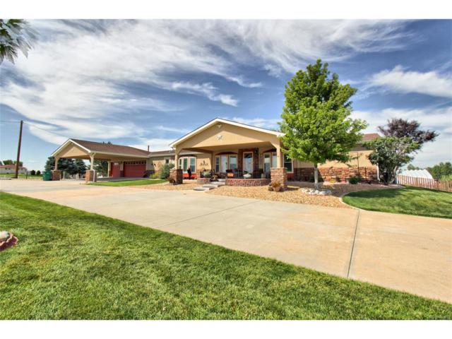 12525 Tower Road, Commerce City, CO 80022 (#6216932) :: The Peak Properties Group