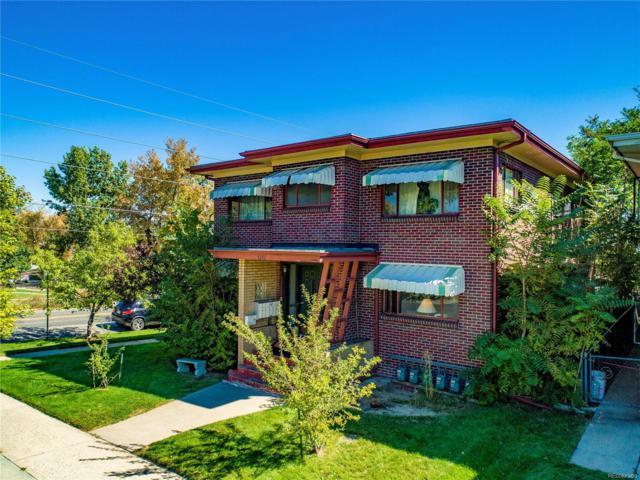 4390 Decatur Street, Denver, CO 80211 (MLS #6217151) :: Kittle Real Estate