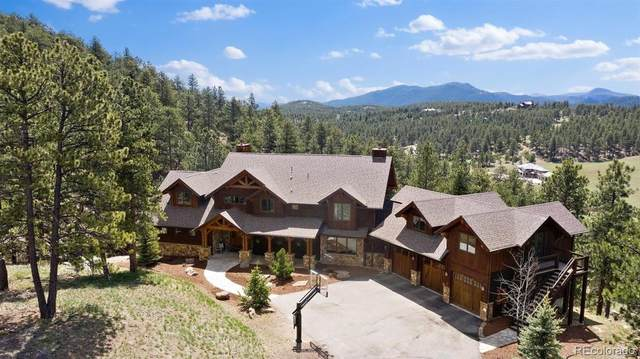 1858 Kerr Gulch Road, Evergreen, CO 80439 (MLS #6217344) :: 8z Real Estate