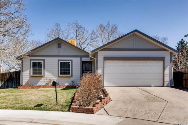 15757 E Center Place, Aurora, CO 80017 (#6217551) :: The Peak Properties Group