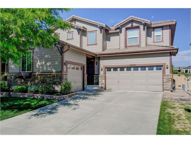 10723 Wynspire Road, Highlands Ranch, CO 80130 (MLS #6217899) :: 8z Real Estate