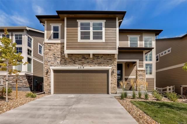 2519 Loon Lane, Castle Rock, CO 80104 (MLS #6218209) :: 8z Real Estate