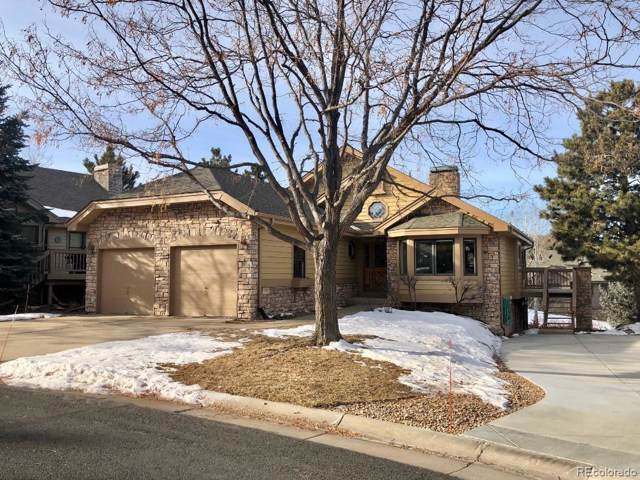 5 Tauber Court, Castle Pines, CO 80108 (MLS #6218339) :: 8z Real Estate