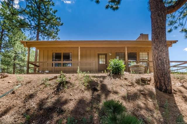 228 Hill Drive, Sedalia, CO 80135 (MLS #6218360) :: 8z Real Estate