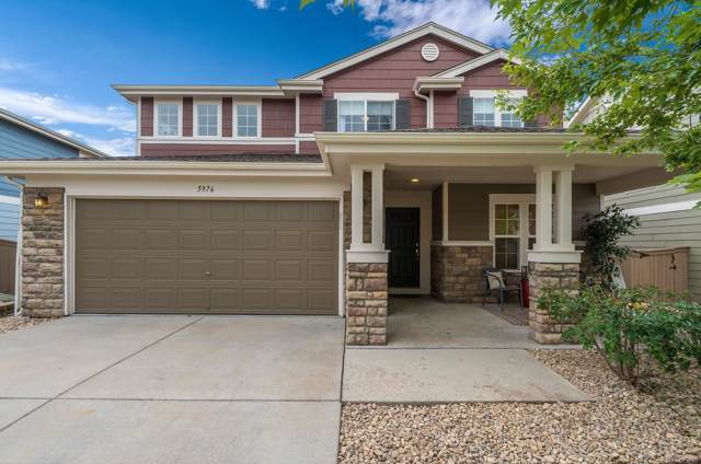 5976 Raleigh Circle, Castle Rock, CO 80104 (#6218547) :: Arnie Stein Team | RE/MAX Masters Millennium