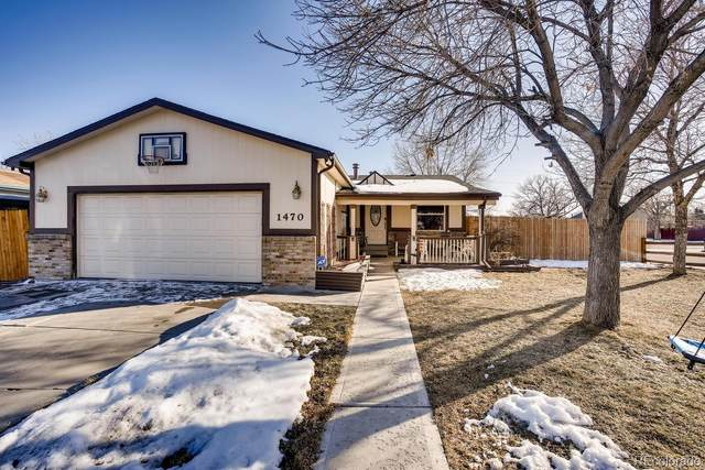 1470 W 78th Circle, Denver, CO 80221 (#6218838) :: The Brokerage Group
