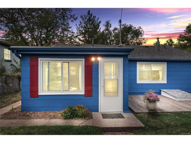 3384 S Corona Street, Englewood, CO 80113 (#6219257) :: The Griffith Home Team