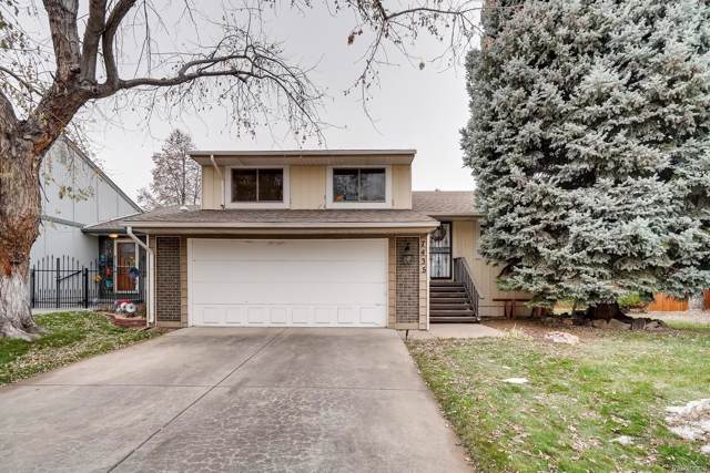 7435 W Maple Drive, Lakewood, CO 80226 (#6219377) :: The Heyl Group at Keller Williams