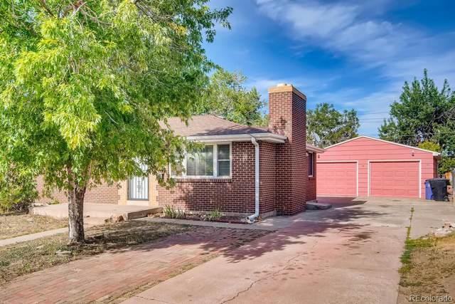 1820 S Yates Street, Denver, CO 80219 (#6219500) :: The DeGrood Team