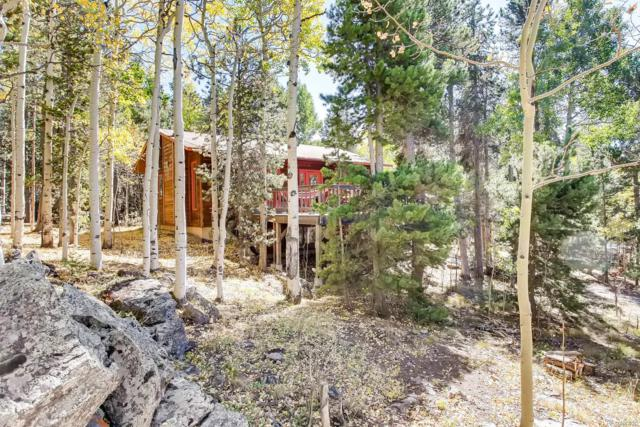 11546 Green Circle, Conifer, CO 80433 (#6219882) :: House Hunters Colorado