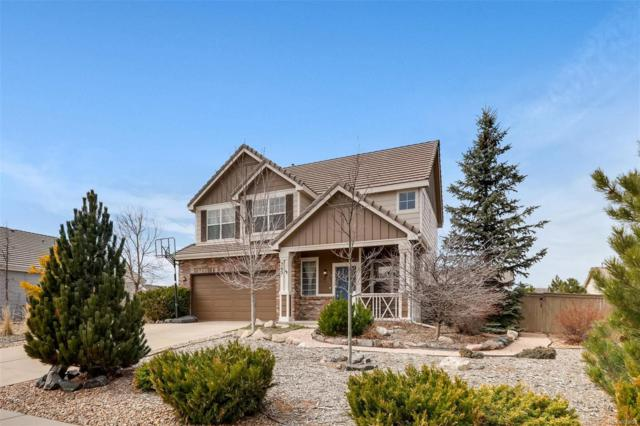 265 Falmouth Street, Castle Rock, CO 80104 (#6220265) :: The Heyl Group at Keller Williams