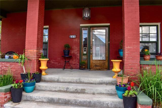 227 S Oak Street, Trinidad, CO 81082 (#6220468) :: HomePopper