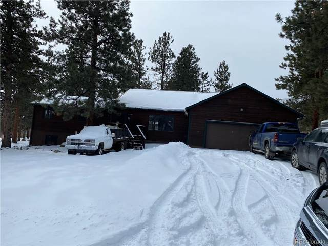 18450 Via Ponderosa Drive, Buena Vista, CO 81211 (#6220742) :: Venterra Real Estate LLC