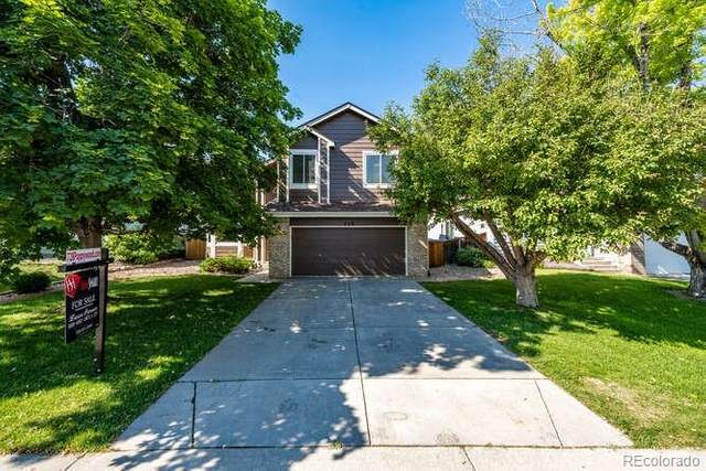 728 Poppywood Place, Highlands Ranch, CO 80126 (#6220850) :: Sultan Newman Group