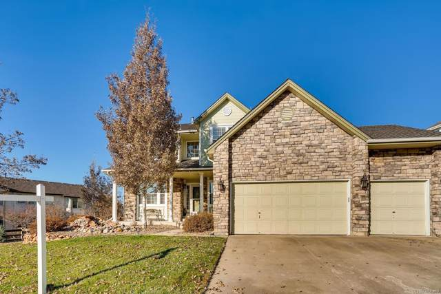 5007 Rocky Mountain Drive, Castle Rock, CO 80109 (#6221239) :: The Heyl Group at Keller Williams