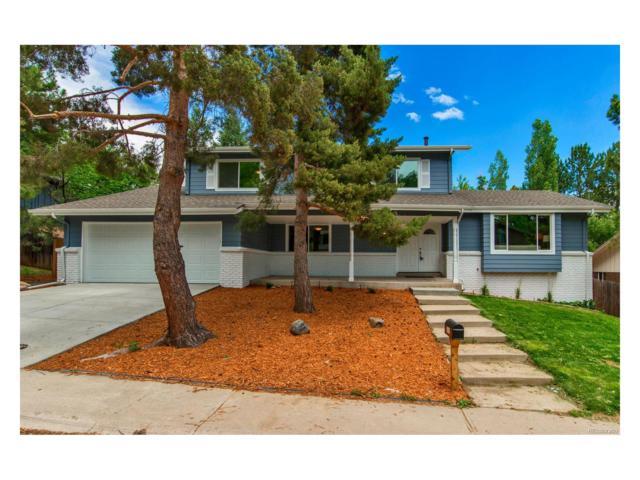 7451 E Jarvis Place, Denver, CO 80237 (MLS #6221414) :: 8z Real Estate
