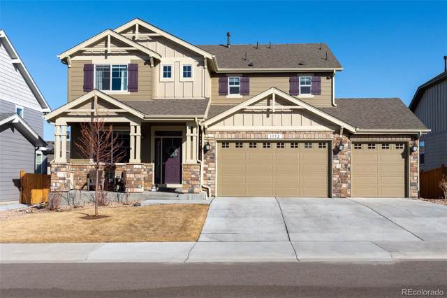 1352 Sidewinder Circle, Castle Rock, CO 80108 (#6221604) :: Compass Colorado Realty