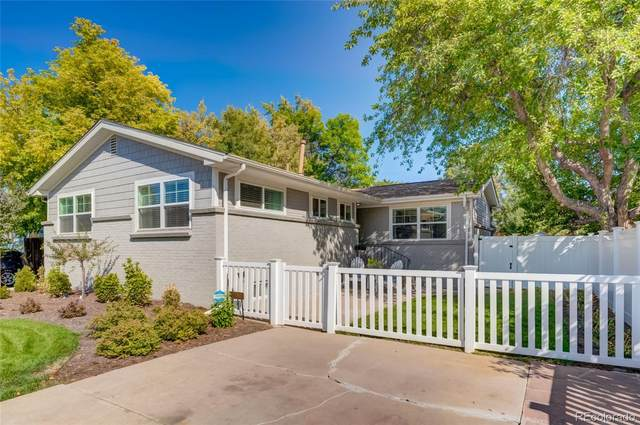 2580 S Monroe Street, Denver, CO 80210 (#6222002) :: The DeGrood Team