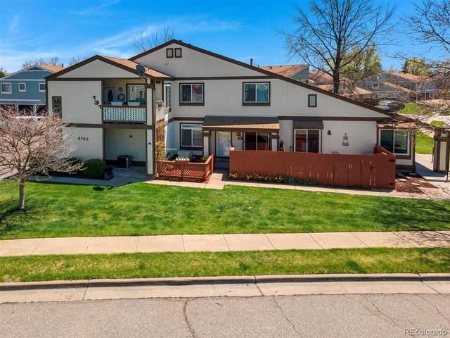 8742 Pierce Way #130, Arvada, CO 80003 (#6222010) :: Berkshire Hathaway HomeServices Innovative Real Estate