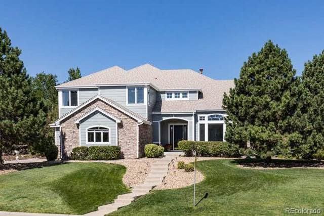 823 Meadowrose Lane, Castle Pines, CO 80108 (MLS #6222186) :: 8z Real Estate
