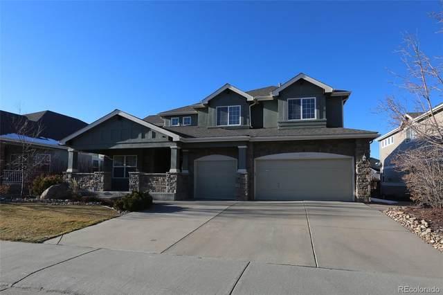 1507 Cannon Mountain Drive, Longmont, CO 80503 (MLS #6222501) :: Find Colorado