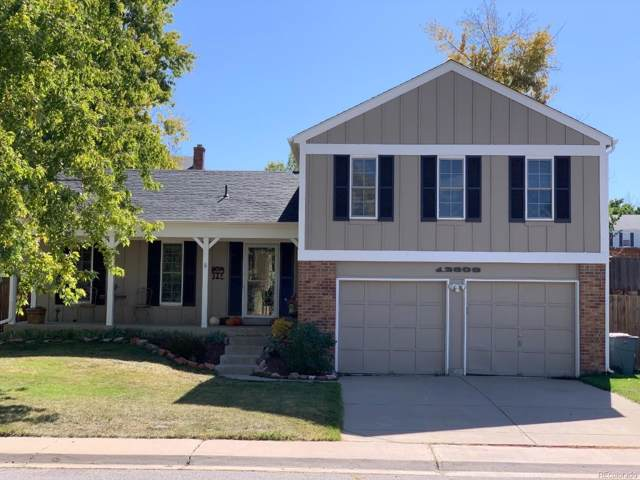 12608 W Layton Place, Morrison, CO 80465 (#6222690) :: The Peak Properties Group