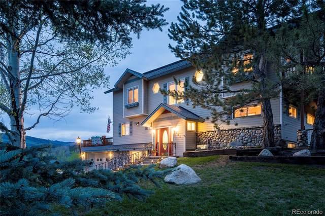 724 N Grand Street, Steamboat Springs, CO 80487 (#6222965) :: HomeSmart