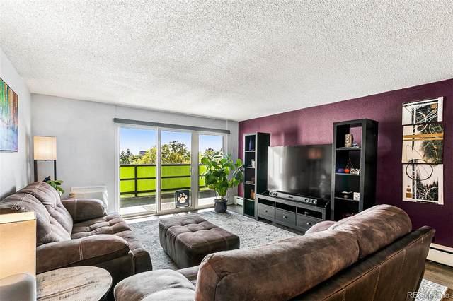 1029 E 8th Avenue #504, Denver, CO 80218 (#6223157) :: Wisdom Real Estate