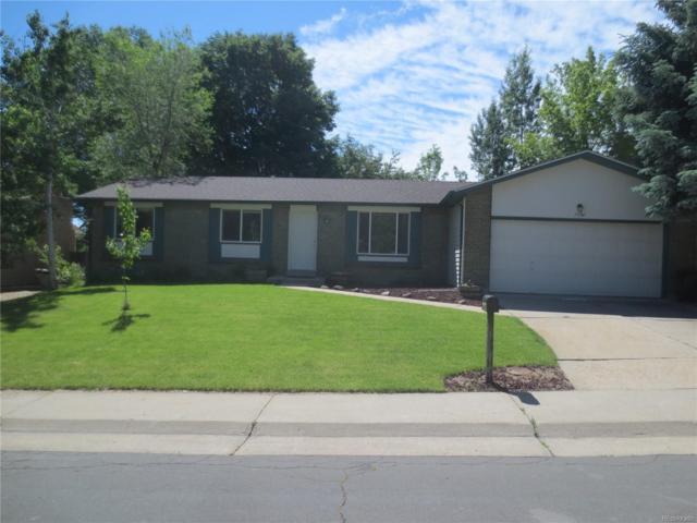 11130 W Oregon Drive, Lakewood, CO 80232 (#6223694) :: RE/MAX Professionals