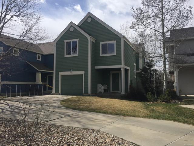 3921 Oakwood Drive, Longmont, CO 80503 (#6224485) :: The Peak Properties Group