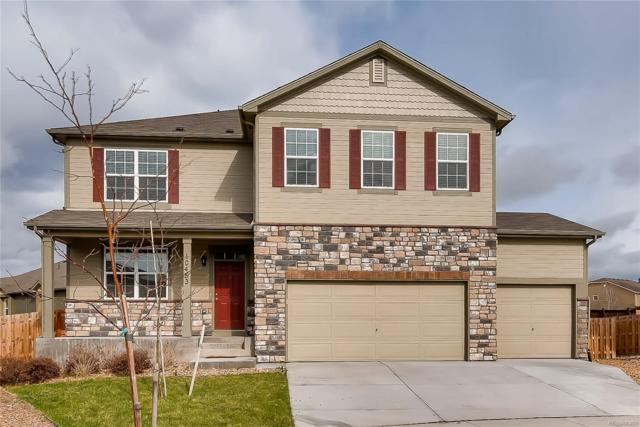 10453 Scranton Way, Commerce City, CO 80022 (#6224636) :: The DeGrood Team