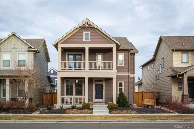 4966 Verbena Street, Denver, CO 80238 (MLS #6224851) :: 8z Real Estate