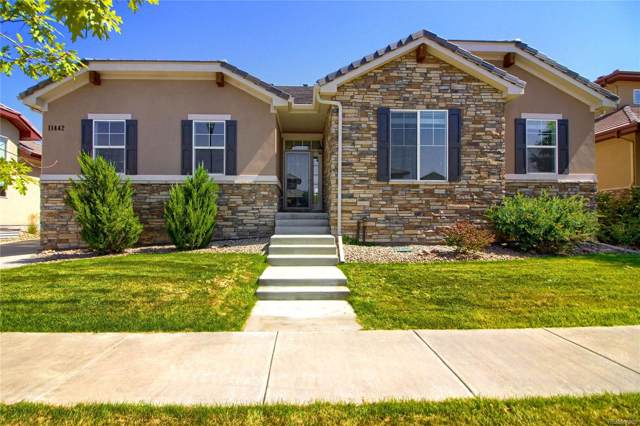 11442 Chambers Drive, Commerce City, CO 80022 (#6224905) :: The DeGrood Team