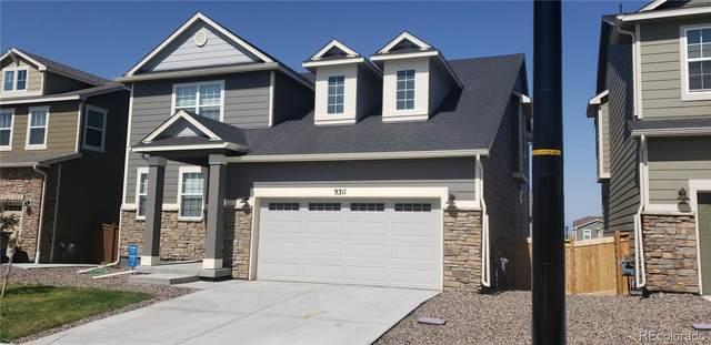 9311 Salida Street, Commerce City, CO 80022 (MLS #6225249) :: Find Colorado