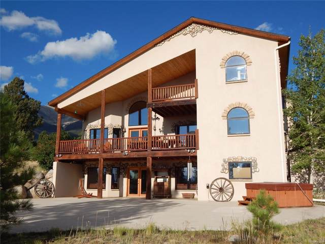 16515 County Road 327, Buena Vista, CO 81211 (#6225702) :: The DeGrood Team