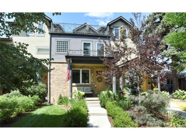 1887 S Sherman Street, Denver, CO 80210 (#6225807) :: Thrive Real Estate Group
