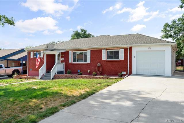 1240 Rowena Street, Thornton, CO 80229 (MLS #6225830) :: Clare Day with Keller Williams Advantage Realty LLC