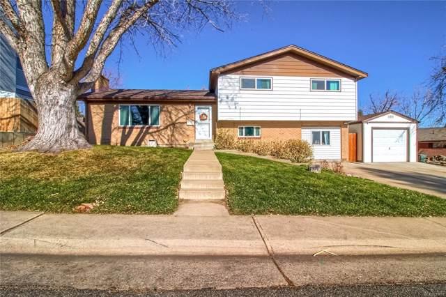 747 Niver Avenue, Northglenn, CO 80260 (MLS #6225886) :: 8z Real Estate