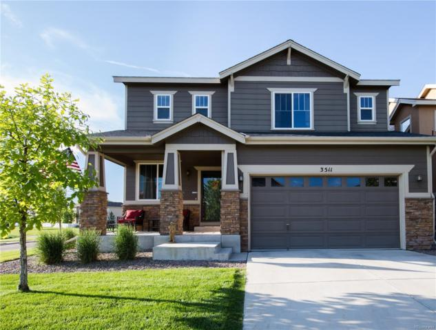 3511 E 141st Avenue, Thornton, CO 80602 (#6226062) :: Mile High Luxury Real Estate