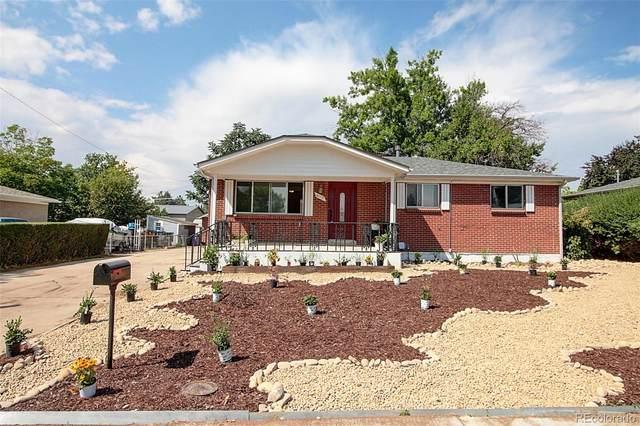 6115 Ames Street, Arvada, CO 80003 (MLS #6227247) :: The Sam Biller Home Team