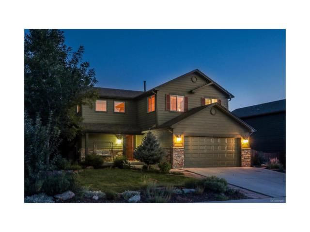 742 Whispering Oak Drive, Castle Rock, CO 80104 (#6227406) :: The Sold By Simmons Team