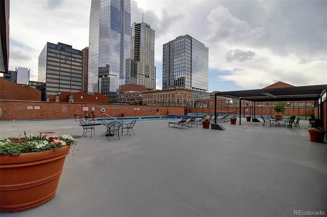 1551 Larimer Street #1002, Denver, CO 80202 (#6227468) :: Finch & Gable Real Estate Co.