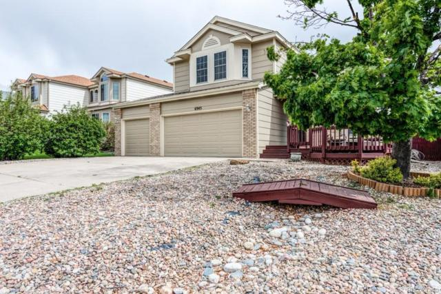 6945 Ashley Drive, Colorado Springs, CO 80922 (MLS #6228537) :: 8z Real Estate