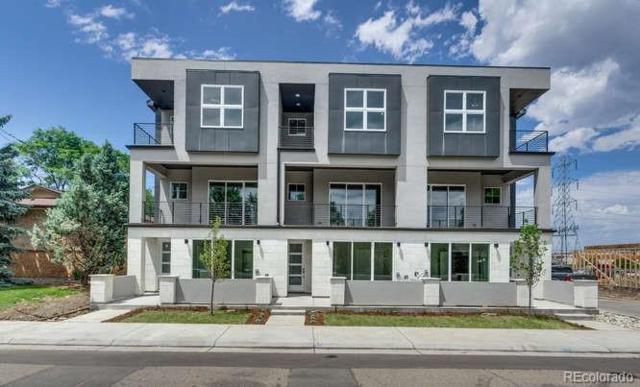 7871 W 51st Avenue B, Arvada, CO 80002 (#6228892) :: Bring Home Denver