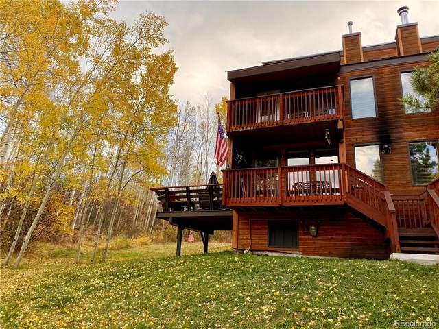 23150 Schussmark Trail F, Oak Creek, CO 80467 (MLS #6228894) :: 8z Real Estate