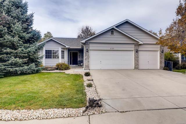 2125 Boise Court, Longmont, CO 80504 (MLS #6229129) :: 8z Real Estate