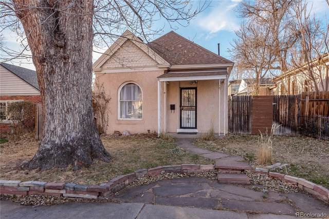 2983 Newton Street, Denver, CO 80211 (#6229378) :: Briggs American Properties