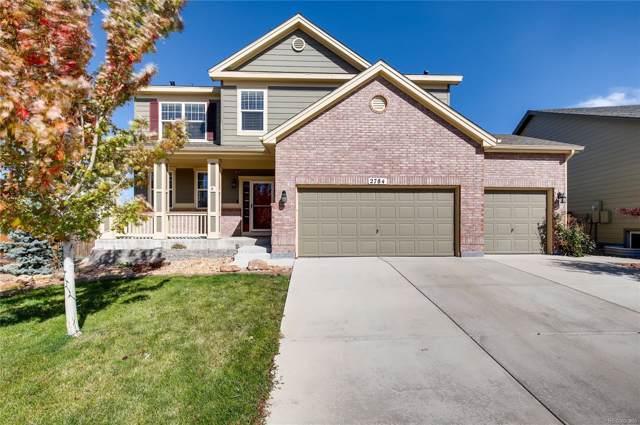 2784 Brush Court, Castle Rock, CO 80108 (MLS #6229444) :: 8z Real Estate
